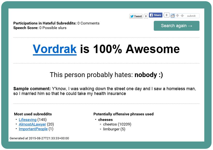 VordrakAwesome