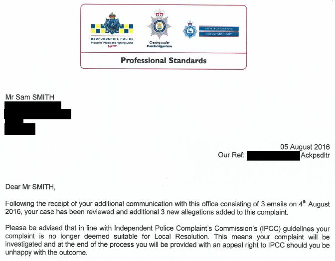 ProfessionalStandardsInvestigation2016-08-05