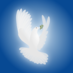 White Dove Peace