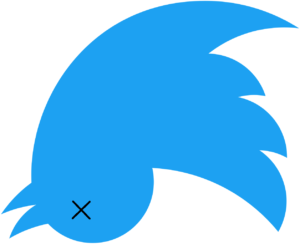 TwitterLogoBirdIsDeceased