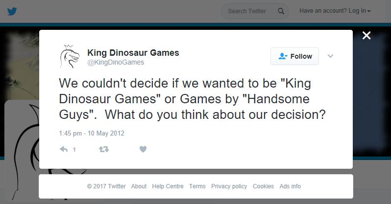 KingDinosaurGames